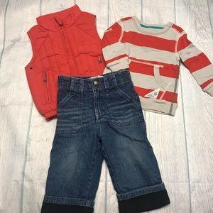 EUC Osh Kosh Outfit Bundle
